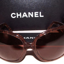 Auth Chanel Model 5145 Ladies Sunglasses in Case Photo