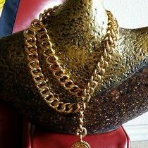 Auth Chanel Necklace-Rare Photo