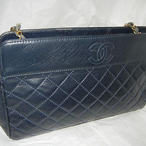Auth. Chanel Shoulder Bag Photo