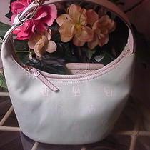 Auth Dooney and Bourke Green Signature Bucket Bag Photo