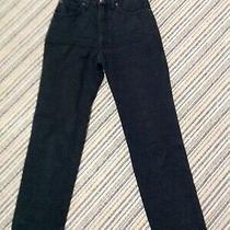 Auth Fendi Vintage Black Zucca Monogrammed Pants Size Xs Photo