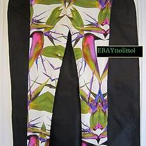 Auth Givenchy Birds of Paradise Leggings   Ultra Rare   Receipt Sold Out Photo