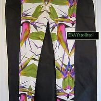 Auth Givenchy Birds of Paradise Leggings   Ultra Rare   Sold Out Photo