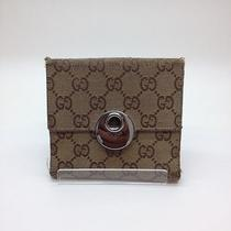 Auth Gucci Bifold Wallet 120932 (14001969) Photo