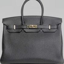 Auth Hermes Birkin 35 Photo