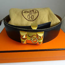 Auth Hermes Collier De Chien  70 Belt  Photo