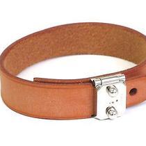 Auth Hermes Depeche Bracelet Vache Natural(bf065666) Photo