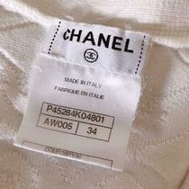Auth Jacket Chanel White Size 34 Xs(ss) Photo