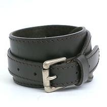 Auth Louis Vuitton Bracelet Force Bracelet Monogram Glace M66500 (Bf069356) Photo
