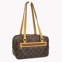 Auth Louis Vuitton Cite Mm Shoulder Bag Monogram M51182(bf050782) Photo