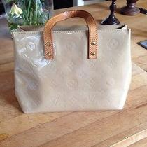 Auth Louis Vuitton Hand Bag Monogram Vernis  Photo