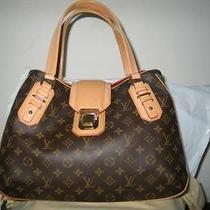 Auth Louis Vuitton Monogram Limited Griet Handbag Photo