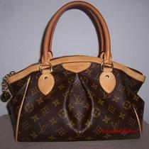 Auth Louis Vuitton Tivoli Pm Monogram Handbag Bag Sd4099. Dust Bag Included. Photo