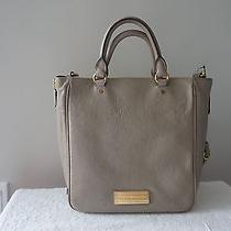 Auth Marc by Marc Jacobs Purse Washed Up Tote Leather Shoulder Bag Photo