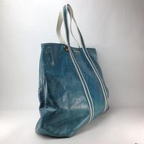Auth Miu Miu Leather Tote Bag Rr1741 (15004262) Photo
