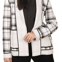 Auth Nwt Acne Studios Plaid Jacket Blazer 34 Xs Nr Photo