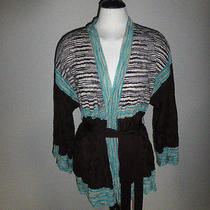 Auth Nwt Missoni Cardigan Photo