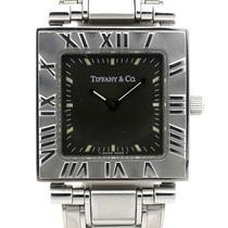 Auth tiffany&co Atlus Women's Wrist Watch Quartz Ss 130070 Photo