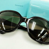 Auth Tiffany & Co. Sunglasses Tf4014-a 8015/3g 59 16 3n With Case 20110199300 6 Photo