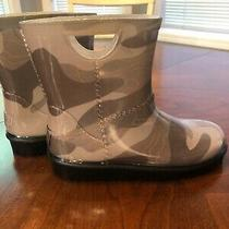 Auth Ugg Little Kids Rain Boots Size 12 Photo