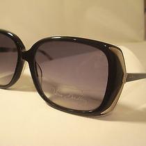 Auth Vera Bradley Sunglasses Christine Camilla ( Black) W/ Case Sale Photo