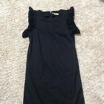 Auth Versace Jeans Black Dress Size Xs Photo