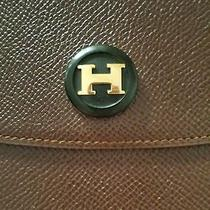 Auth Vintage Hermes Rio Pochette - Never Worn Photo