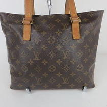 Auth. Vintage Louis Vuitton  Cabas Piano Tote  Shoulder Bag   Made in France Photo