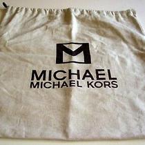 Auth Vintage Michael Kors Purse Dust Bag -17