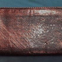 Auth Vintage Whiting & Davis Gold Mesh Clutch Handbag Rare Mint Photo