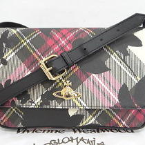 Auth Vivienne Westwood Shoulder Bag Pvc Italy Free Shipping 10120738000 114b Photo