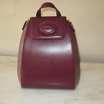 Authenic Cartier Purse Backpack in Collectors Item Condition Photo