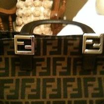 Authenic Fendi Handbag Photo
