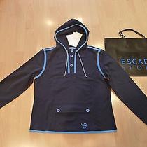 Authentic 100% Escada Sport Woman's Sport Swet Jaket Size M Photo