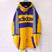 Authentic Adidas Parker Jersey Sweat Trainer T Shirt Size M From Japan no.15854 Photo