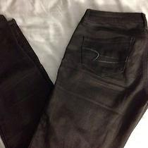 Authentic American Eagle Jeans Faded Black 4 Photo