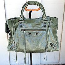 Authentic Balenciaga 05 Dolma City Bag  Super Rare Mint-Like Condition Photo