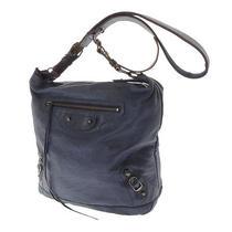 Authentic Balenciaga Calfskin  Shoulder Bag   One Shoulder Photo