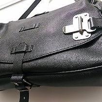 Authentic Balenciaga Never Used Black Lambskin Shoulder Bag Like New Balanciaga Photo