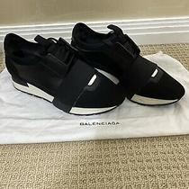 Authentic Balenciaga Sneakers Excellent Condition/black Size 6 Aus or 36-Euro Photo