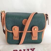 Authentic  Bally  Green Handbag  Photo