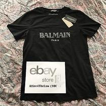 Authentic Balmain Paris Tee Photo