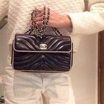 Authentic Black Chanel Bag Coco Photo