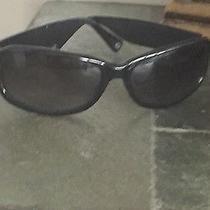 Authentic Black Coach Sunglasses Black With Logo Case Photo