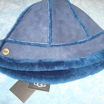 Authentic Blue Ugg Hat  Photo