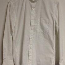 Authentic Boys Christian Dior Chemise White Dress Shirt Size 16 Photo
