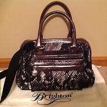 Authentic Brighton Handbag Very Festive and Fun Nwot Photo