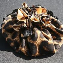 Authentic Brighton Leopard Travel Jewelry Organizer Photo