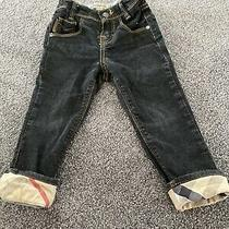 Authentic Burberry Boys Pants Size 2 Years (86cm) Photo