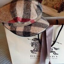 Authentic Burberry Cap Size Large Photo